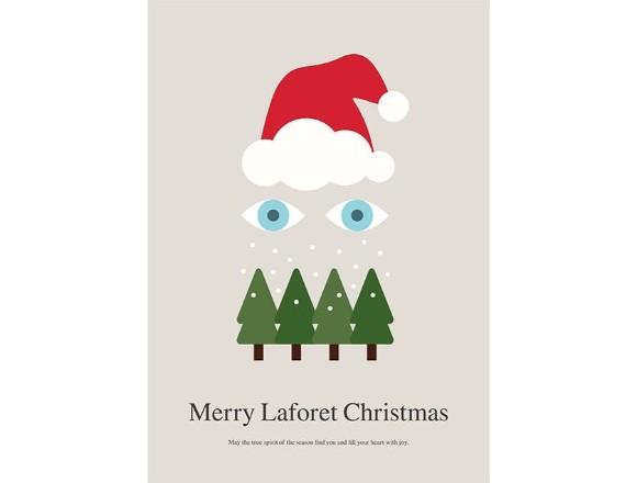 Laforet原宿帶來的特別聖誕♡「LAFORET CHRISTMAS 2017」 Laforet原宿、在原宿、聖誕節、