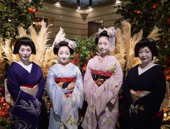 可以跟舞妓交談的「舞祭酒吧」 於京都BRIGHTON飯店展開 在京都、酒吧、