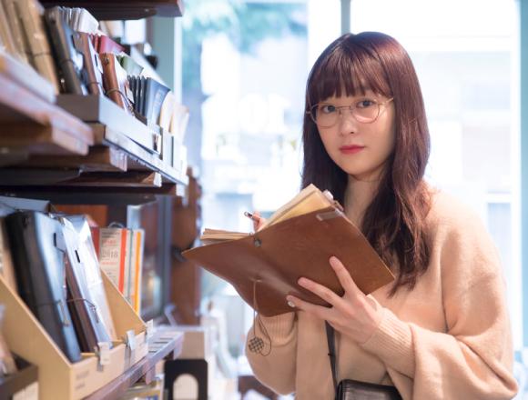 【東京散步】將每天的回憶整理進一本筆記中 中目黑「TRAVELER'S FACTORY」 中目黑、文具、東京散步、柴田光、