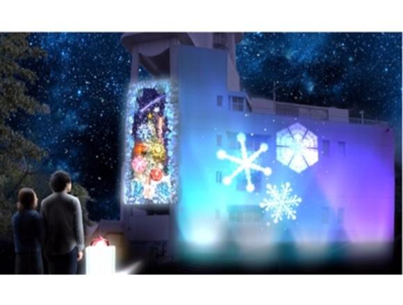 光雕投影彩燈秀「名古屋港 FIREWORKS」 在名古屋、燈飾、