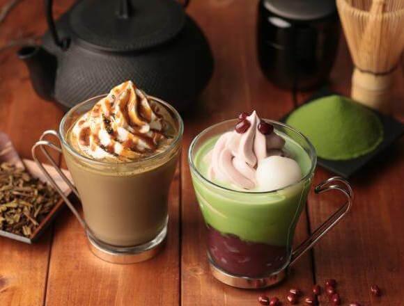 辻利的冬季限定商品在銀座GINZA SIX新登場 「善哉」和焙茶的溫暖菜單 ginza six、咖啡廳、在銀座、甜點、