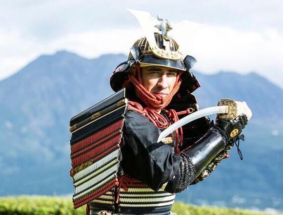 以櫻島為背景穿上盔甲變身為戰國武者!於鹿兒島的照攝影活動 觀光、鹿兒島、