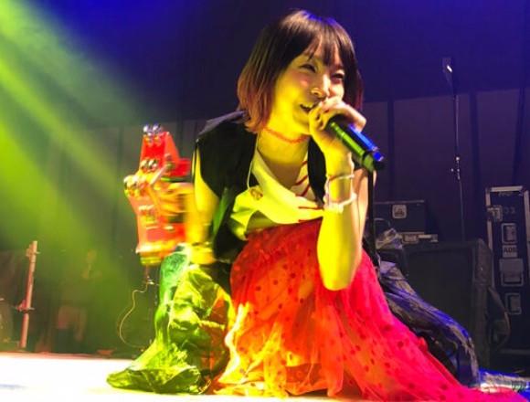 LiSA 台灣單獨演唱會盛況空前!明年將舉辦亞洲巡迴 在台湾、