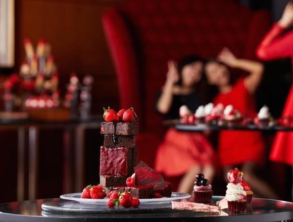 吃遍日本草莓!草莓甜點buffet 於大阪凱悅酒店舉辦 在大阪、甜點、