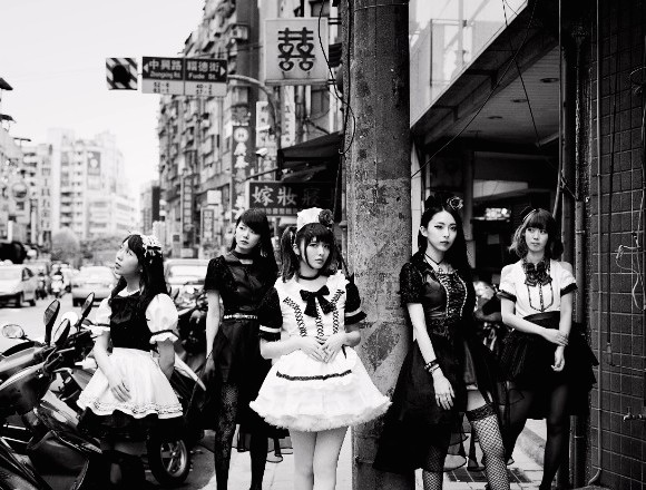 BAND-MAID 新專輯發行決定!樂團新logo、標誌同步解禁 bandmaid、