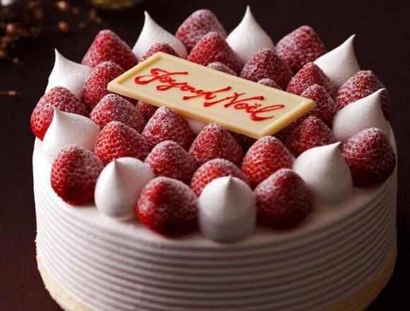 大阪新大谷酒店推出豪華聖誕蛋糕登場 在大阪、甜點、聖誕節、蛋糕、