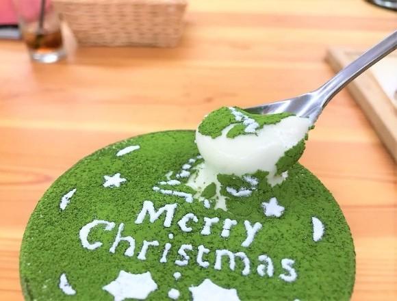 使用京都d:matcha café的珍貴抹茶製作的「濃郁抹茶提拉米蘇」發售 在京都、甜點、