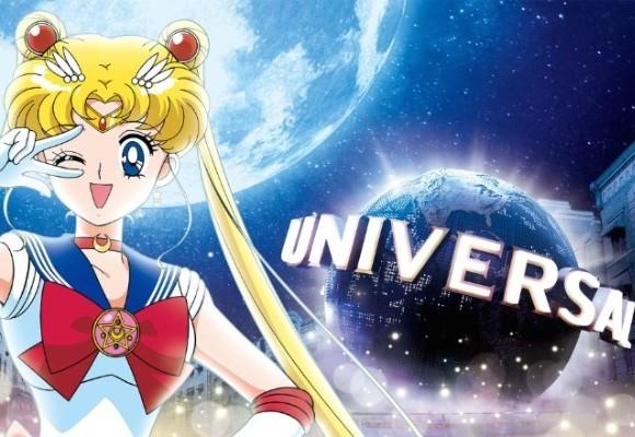 日本環球影城 「美少女戰士」遊樂設施登場 日本環球影城、美少女戰士、