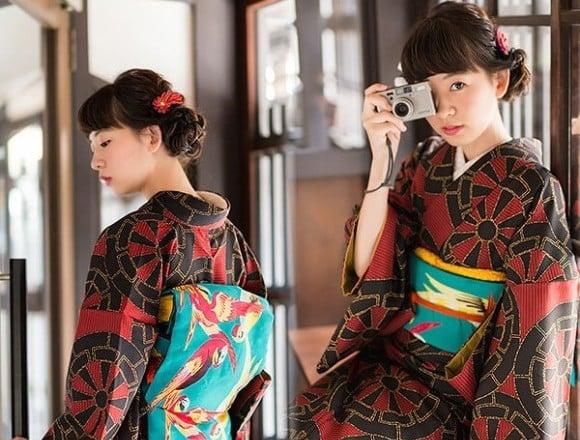 輕鬆和服穿上身!京都和服町「首次的和服組合」發售 和服、