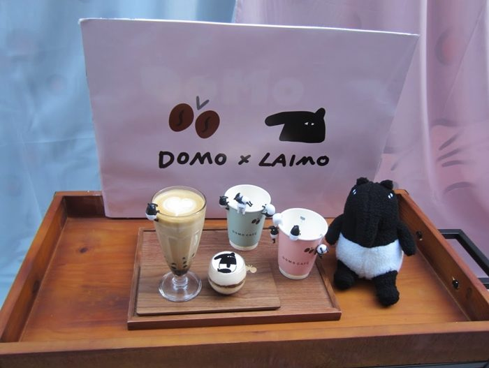 DOMO CAFE x LAIMO