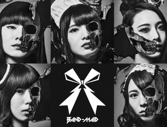 BAND-MAID 專輯全曲於Soundcloud期間限定公開 bandmaid、
