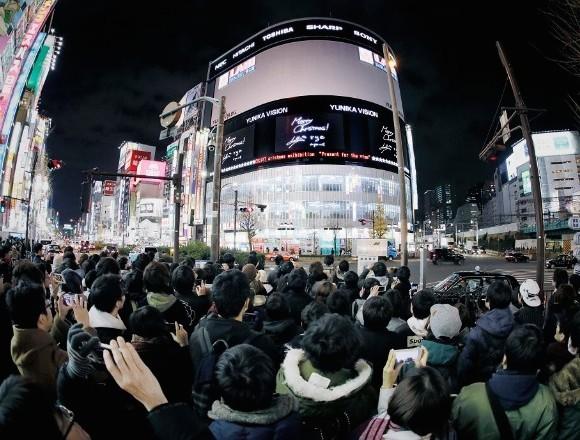 EGOIST 於7座城市舉辦聖誕驚喜演唱會 日本文化、日本流行、觀光、日本飲食