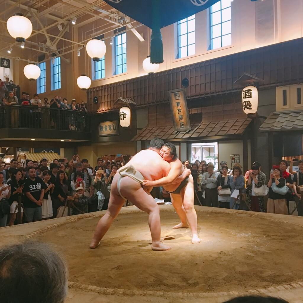 可以接觸到前相撲力士的大好機會!兩國 江戶 NOREN新年活動實施 兩國、相撲力士、