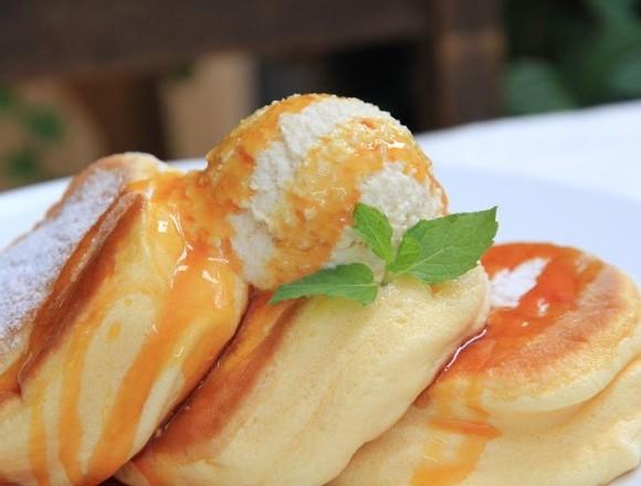 步行者天國也是甜點天國!可以在銀座品嚐到的7間絕品鬆餅店 在銀座、甜點、
