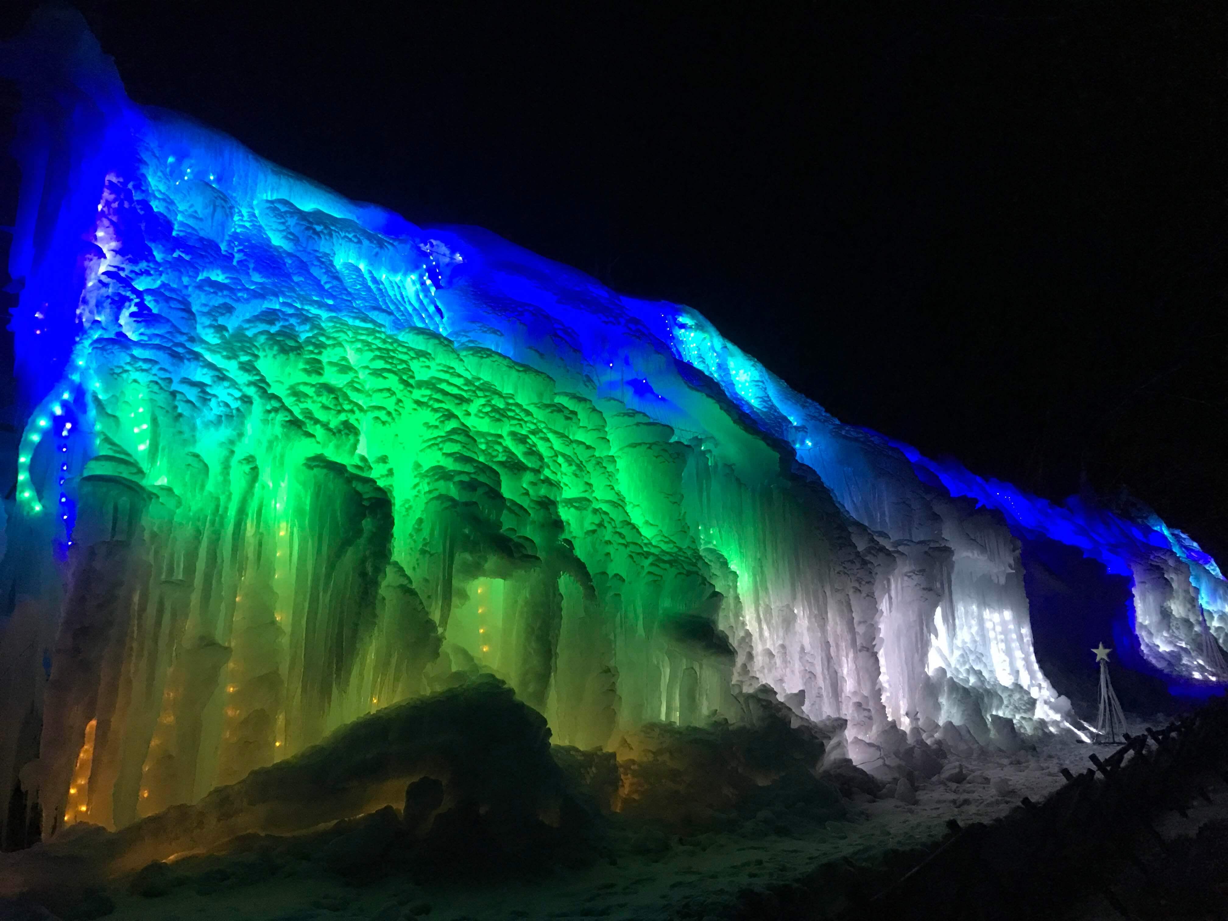 零度以下的天文館「白系冰柱彩燈秀」將於輕井澤舉辦 燈飾、