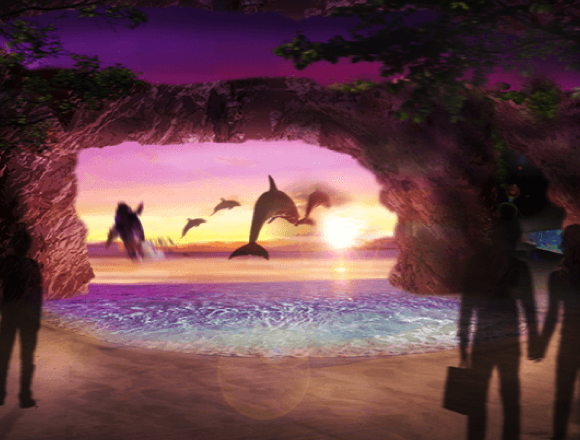 沖繩將有全世界第一間真實×虛擬的水族館「DMM嘉利吉水族館」 沖縄、DMM嘉利吉水族館