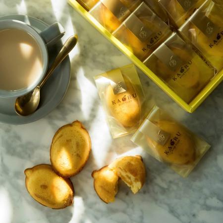 澀谷Hikarie限定「KAORU-KITO YUZU-」木頭柚子檸檬蛋糕 在澀谷、涉谷HIKARIE、甜點、