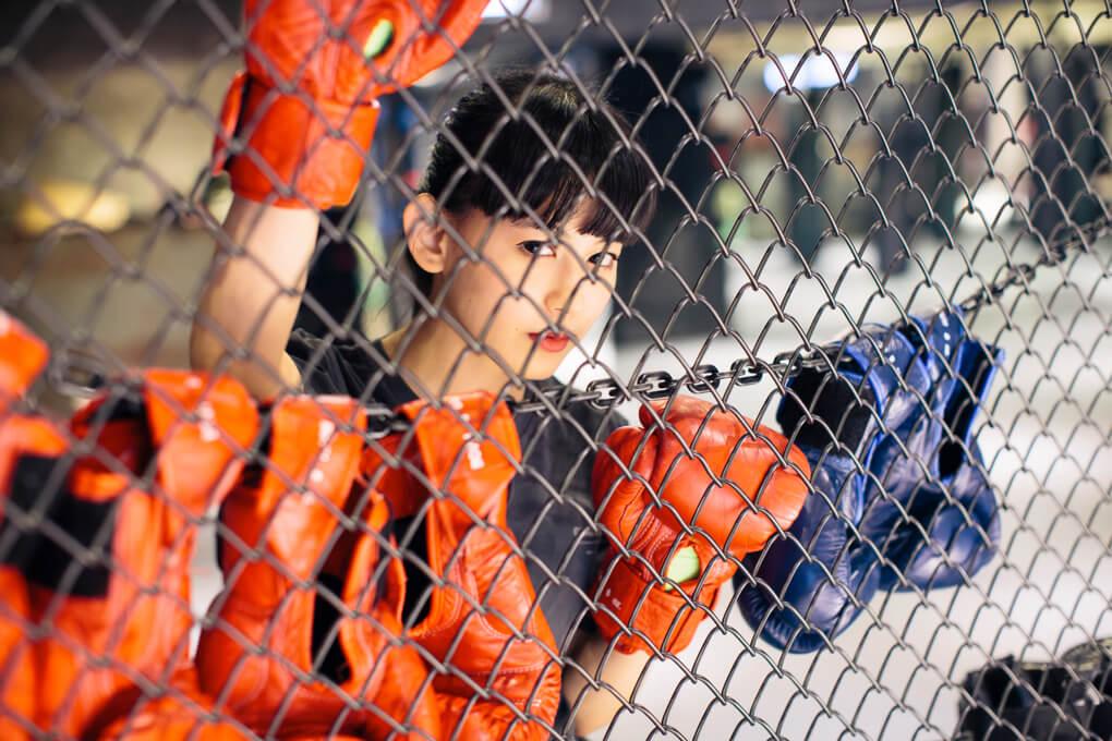 【日本文化體驗】體驗日式踢拳道 #1 澀谷「FIGHT CKUB 428」 在澀谷、菅沼俞利、