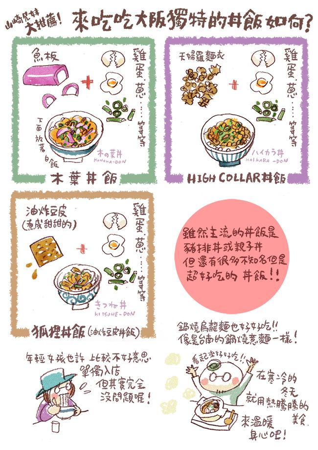 山崎兄妹來為大家介紹日本的大眾食堂