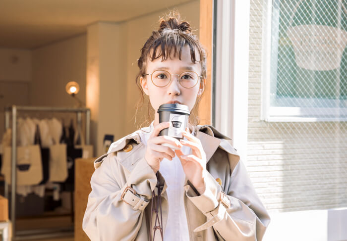 【東京散步】用五官去享受音樂和咖啡 元淺草「Vegetable Corporation」 咖啡廳、在上野、東京散步、柴田 紗希、
