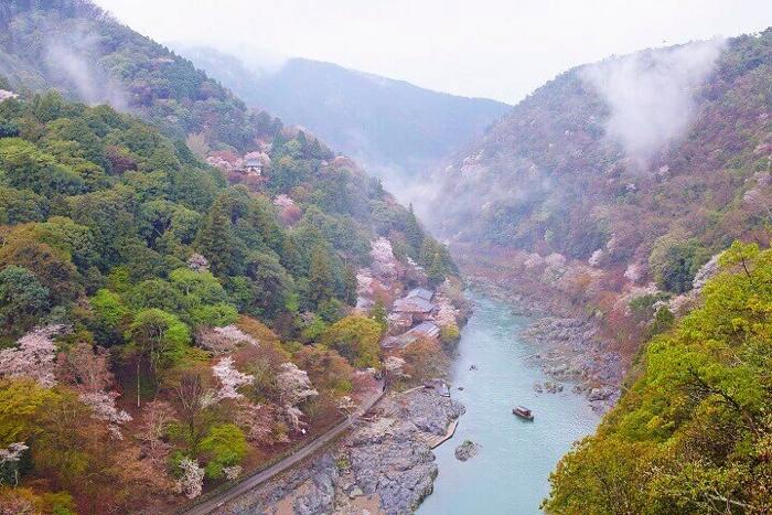 搭上夜晚的賞櫻小船吧!7個由日本全國各地的「虹夕諾雅」規劃的春季體驗方案 住宿、
