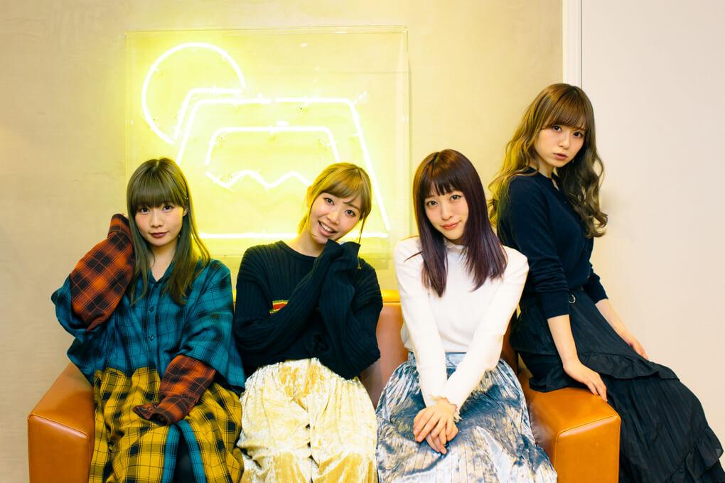 SILENT SIREN新連載開跑!將呈現出4人私底下的樣貌 日本文化、日本流行、觀光、日本飲食