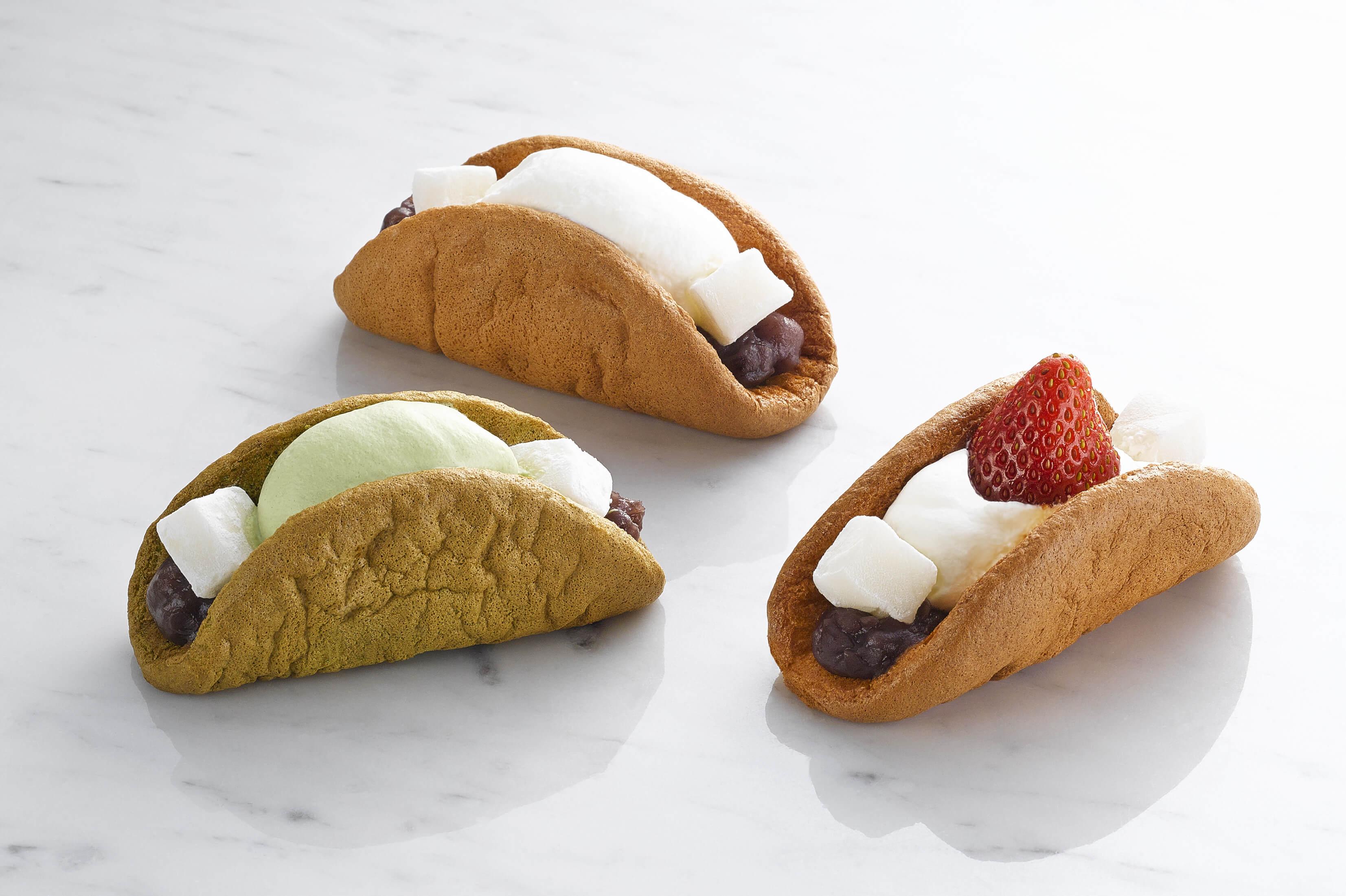 生銅鑼燒專賣店「DOU」推出抹茶・草莓口味新登場 在川崎、日本料理、甜點、