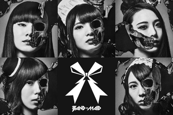 BAND-MAID要征服全世界?!新專輯中的「DOMINATION」MV公開 bandmaid、