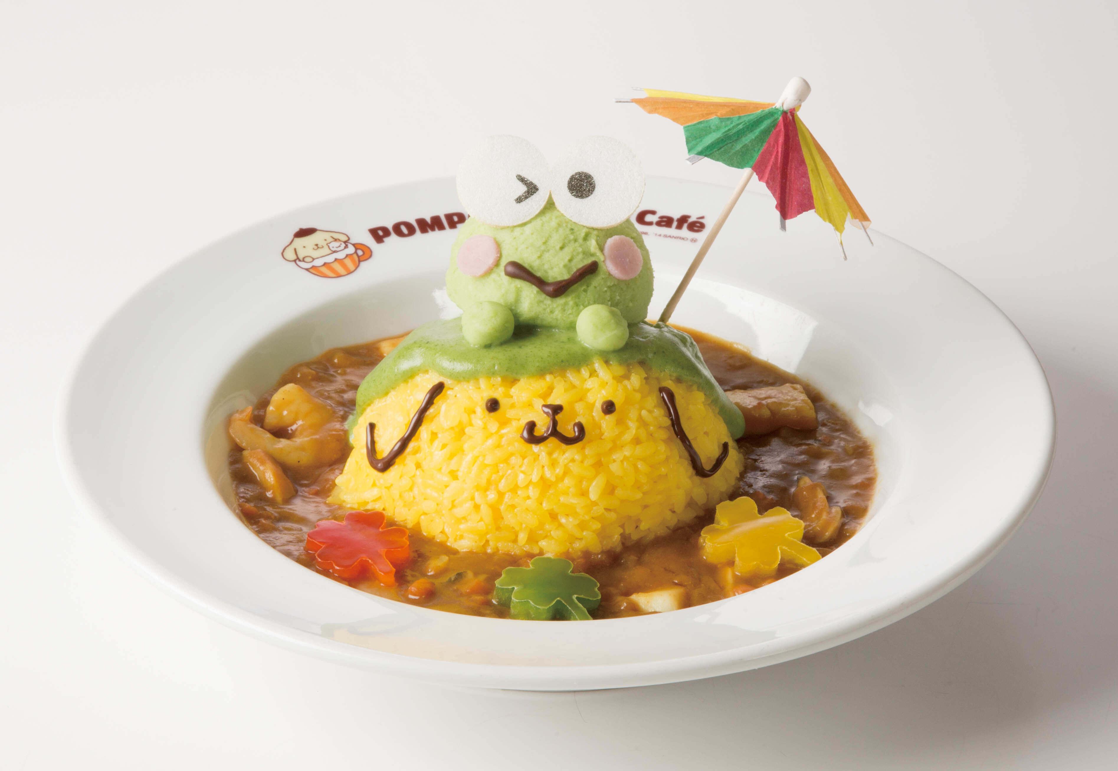 大眼蛙和布丁狗聯手!合作餐點將於梅田・原宿・名古屋開賣 咖啡廳、在原宿、在名古屋、在大阪、大眼蛙