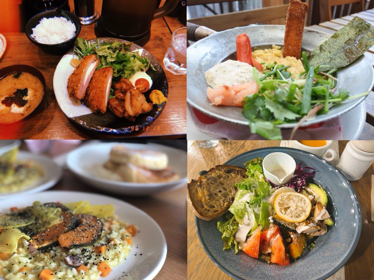 MOSHI MOSHI BOX觀光服務處推薦的原宿午餐清單(part1) MOSHIMOSHIBOX、午餐、咖啡廳、在原宿、