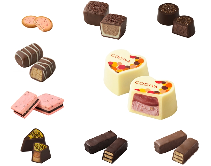 巧克力詳情