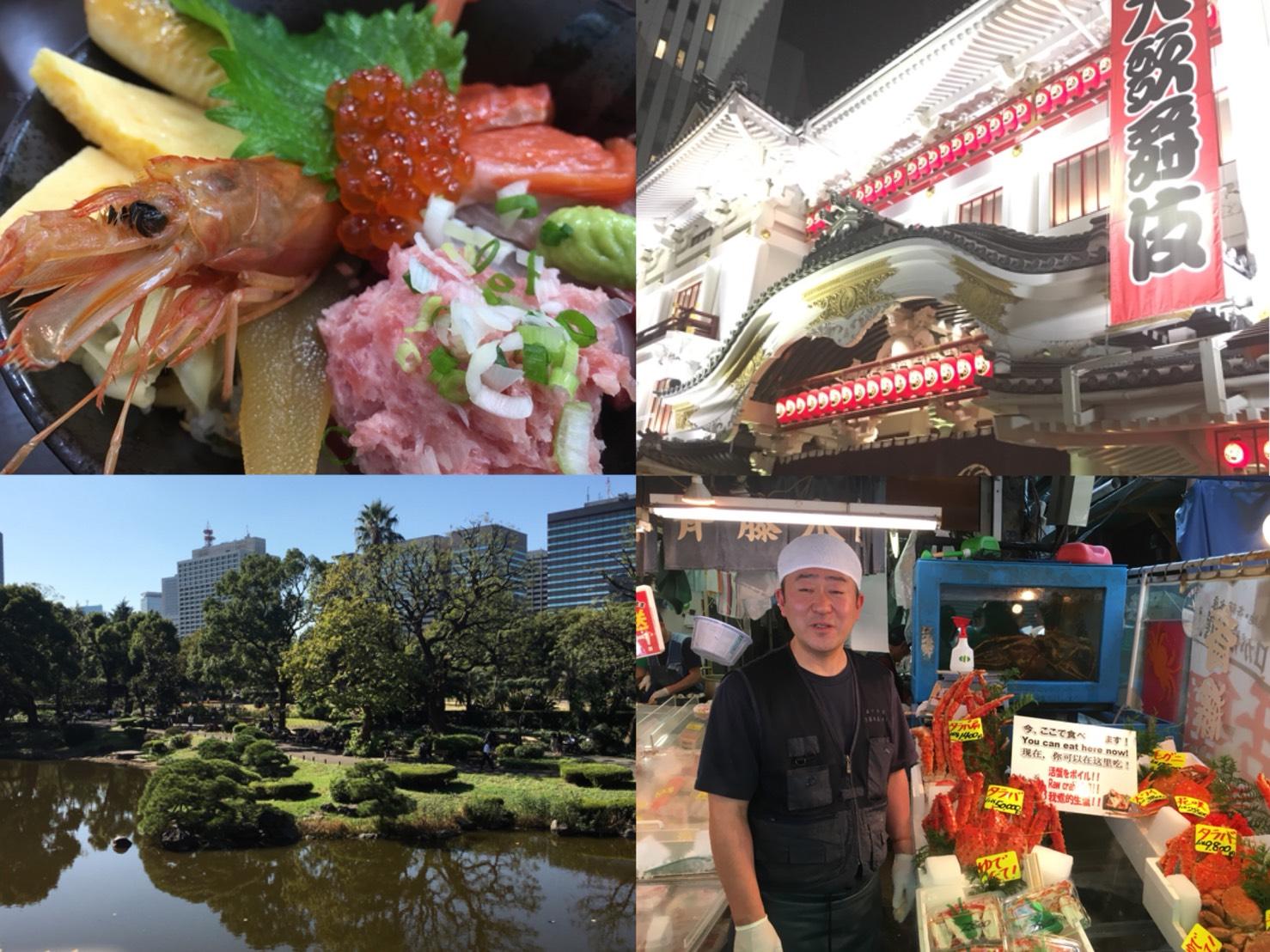 享受歌舞伎和購物!銀座的7個推薦觀光景點 在銀座、日本觀光、