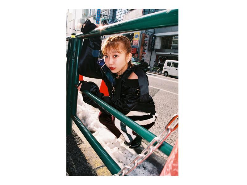 Babyraids Japan 大矢梨華子 #ootd  Feb. 2018