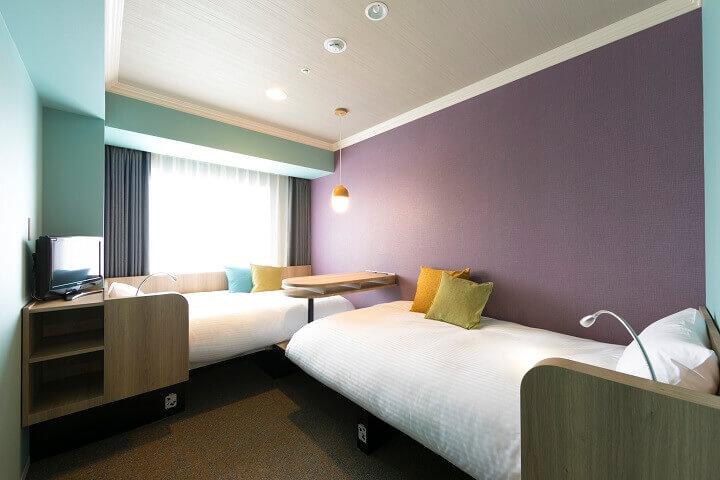 星野リゾート YAGURA room