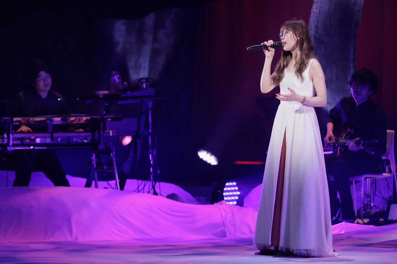"Aimer日本全國巡迴「Aimer LIVE TOUR 17/18 ""hiver""」閉幕 最新單曲發行 aimer、"
