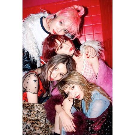 【MMN訪談】SCANDAL 作為代表日本的女子樂團「帥氣地活下去」 scandal、