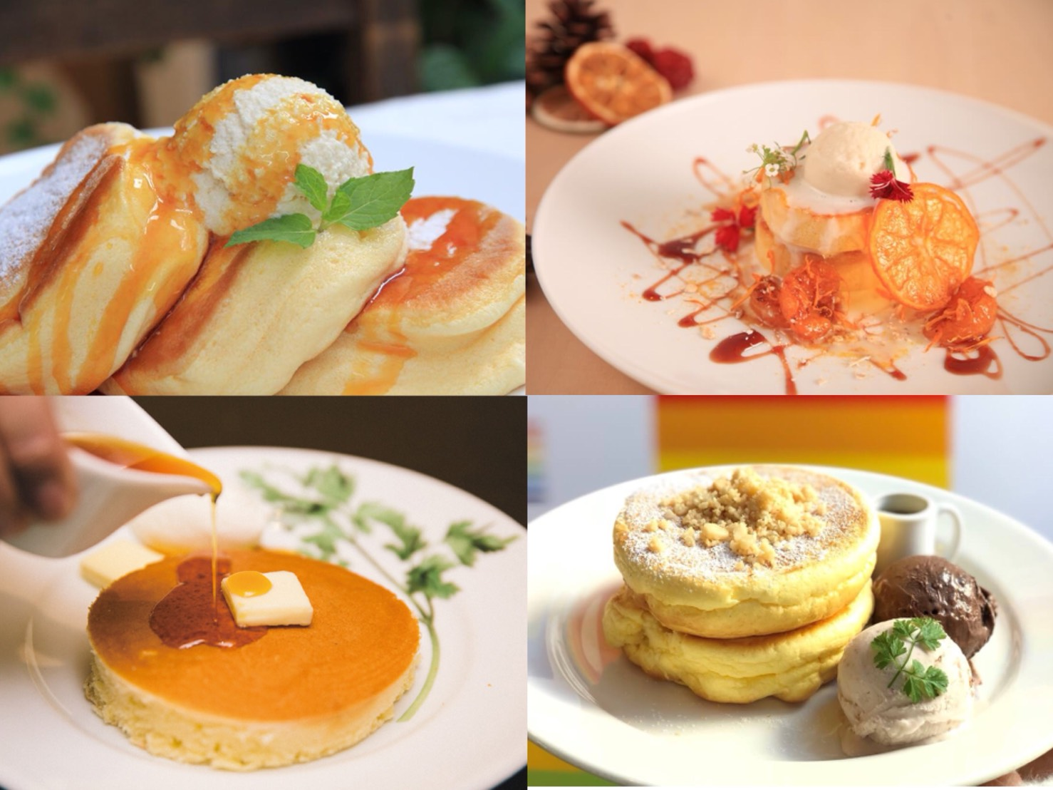 不是只有可麗餅而已!原宿的6間推薦鬆餅 MOSHIMOSHIBOX、在原宿、甜點、