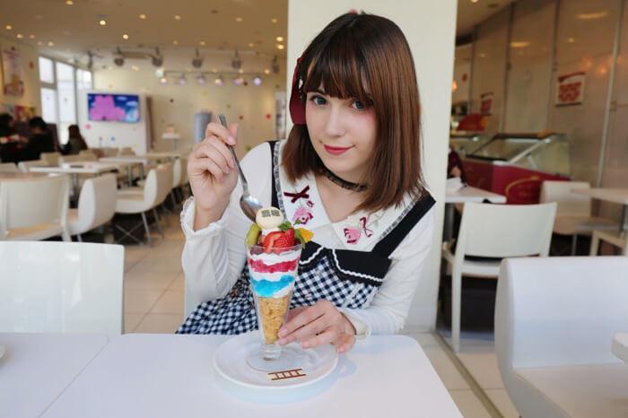 SWEETS PARADISE原宿店「POP TEAM EPIC CAFE」 MOSHI MOSHI BOX工作人員・Ruki報導! MOSHIMOSHIBOX、咖啡廳、在原宿、