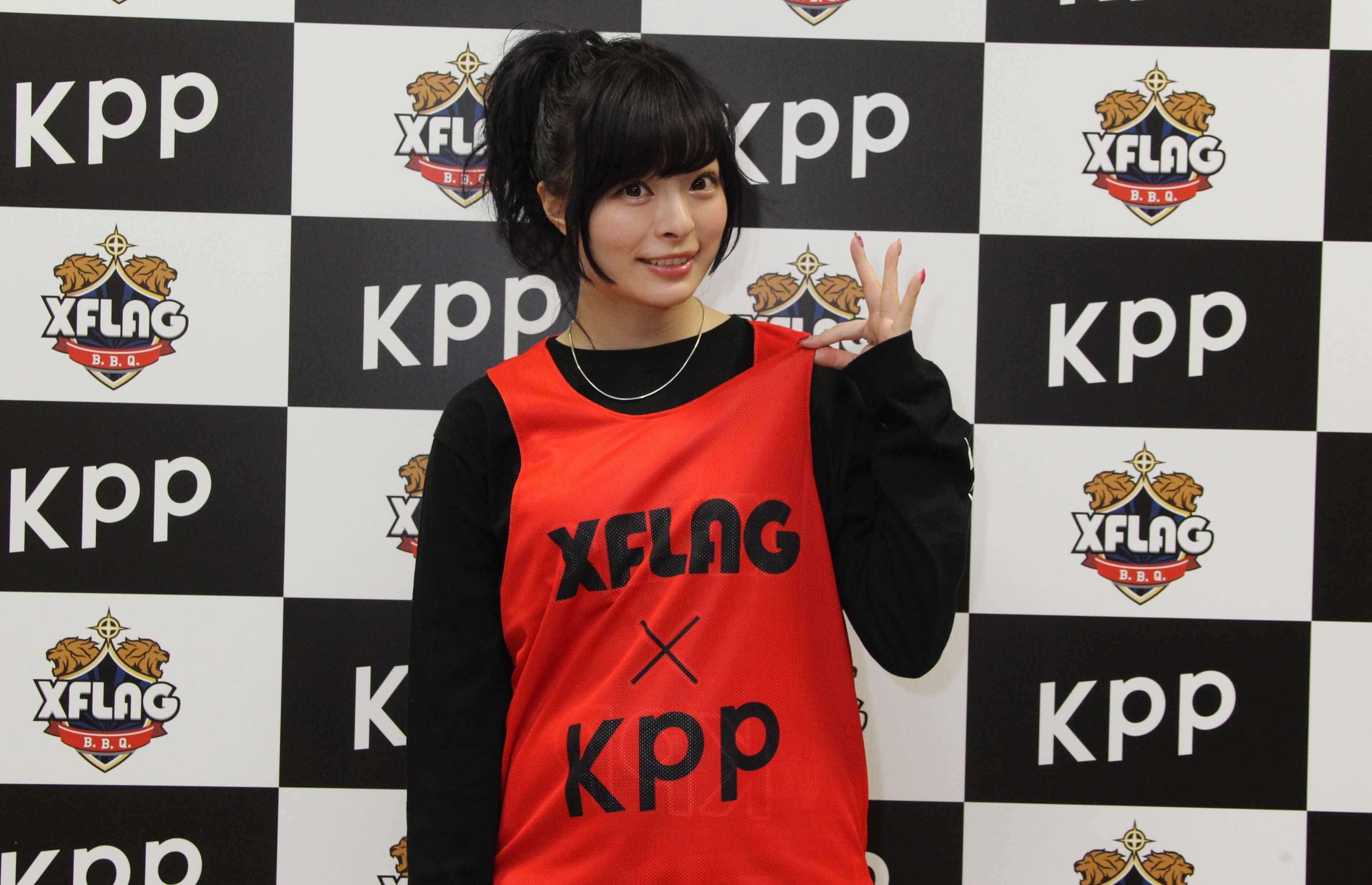 卡莉怪妞 就任「XFLAG Entertainment Partner」 卡莉怪妞、