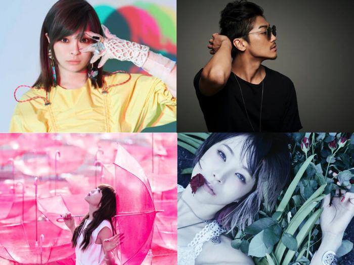 2018年將舉辦海外演唱會的7組日本歌手!YouTube影片一併介紹 歌手、