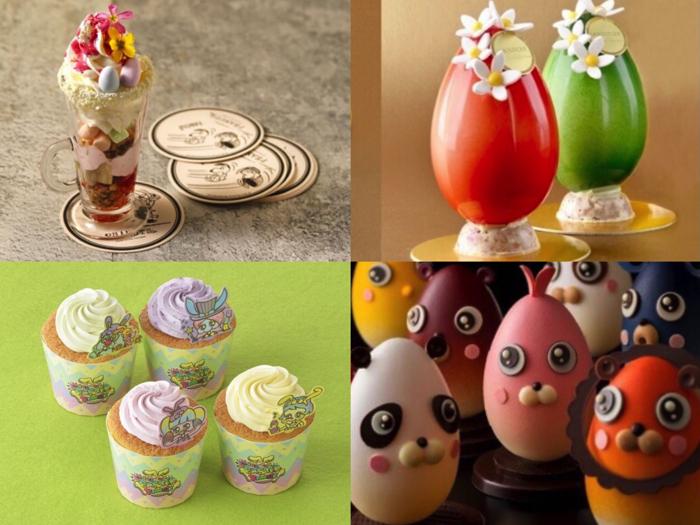 讓人感受到春天到來的超可愛日本「IG美食2018」7選 咖啡廳、復活節、甜點、