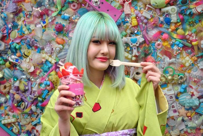 穿上和服享受原宿!超適合穿著和服拍照的裏原宿景點7選 MOSHI MOSHI和服沙龍、MOSHIMOSHIBOX、在原宿、