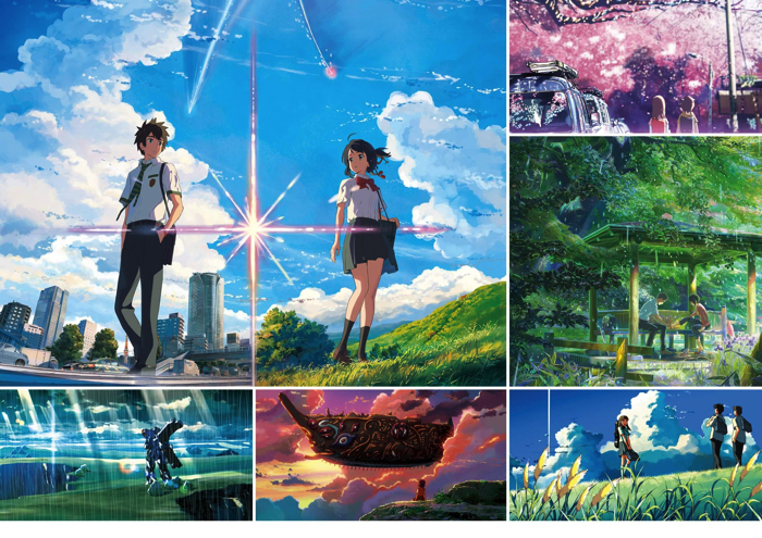 親身體驗 「你的名字。」的世界觀 「新海誠展」於阪急梅田本店舉辦 在大阪、藝術、