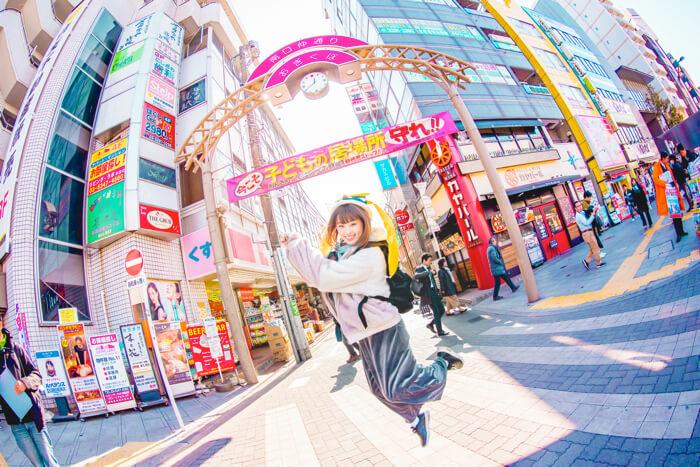 【東京散步】跟著矢野杏奈一起踏上動漫『轉吧!企鵝罐』聖地巡禮之旅吧! 東京散步、矢野杏奈、