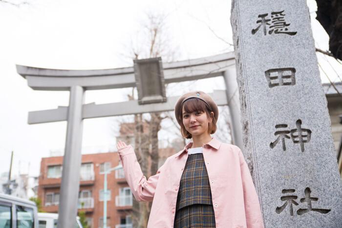 【東京散步】一起到保佑結緣和美容的穩田神社 學習參拜的禮儀吧 在原宿、東京散步、