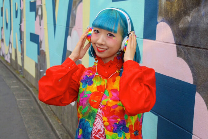 【MOSHI FES 2018/SHIBUYA CAST.】原宿女孩創作家 MIOCHIN(みおちん)將舉辦Live Painting! MIOCHIN、MOSHI FES、MOSHI MOSHI NIPPON、在澀谷、
