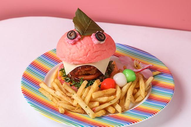 原宿「KAWAII MONSTER CAFE」春季午餐展即將舉辦!與「LOTTE」的合作甜點也將登場♪ 咖啡廳、在原宿、甜點、