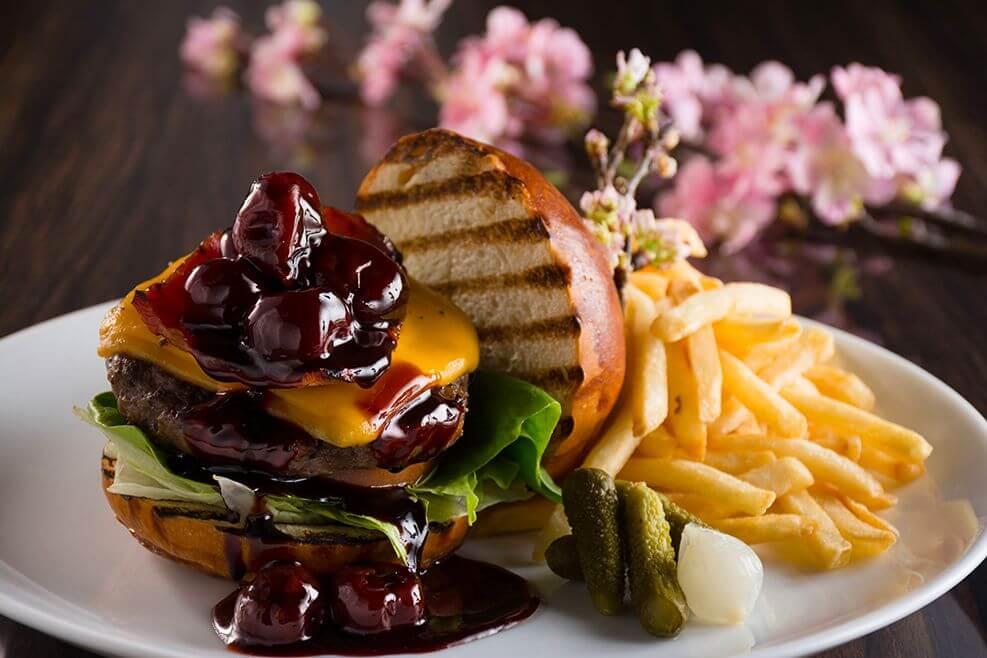 牛排館「BLT STEAK」將於六本木店・銀座店提供櫻花主題料理 在六本木、在銀座、櫻、