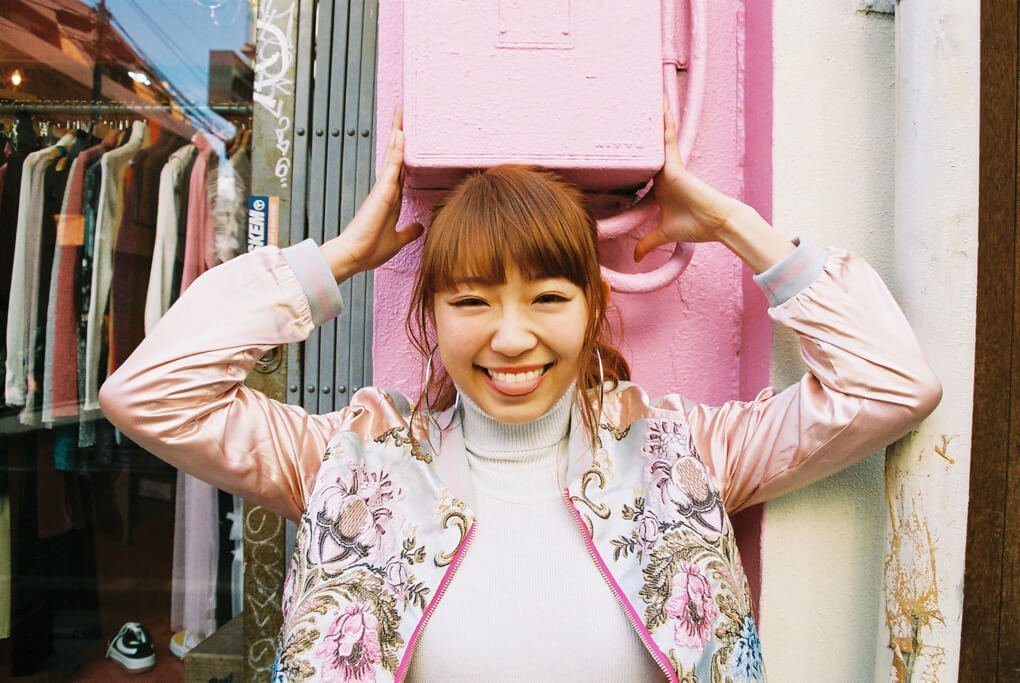 Babyraids Japan 大矢梨華子 #ootd Mar. 2018 Babyraids Japan、ootd、
