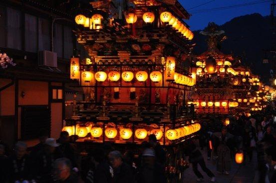 岐阜県飛騨市で400年の伝統を繋ぐ「古川祭」4